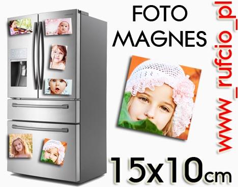 Poważne FOTO magnesy MAGNES na lodówkę zdjęcie 15x10 MH41